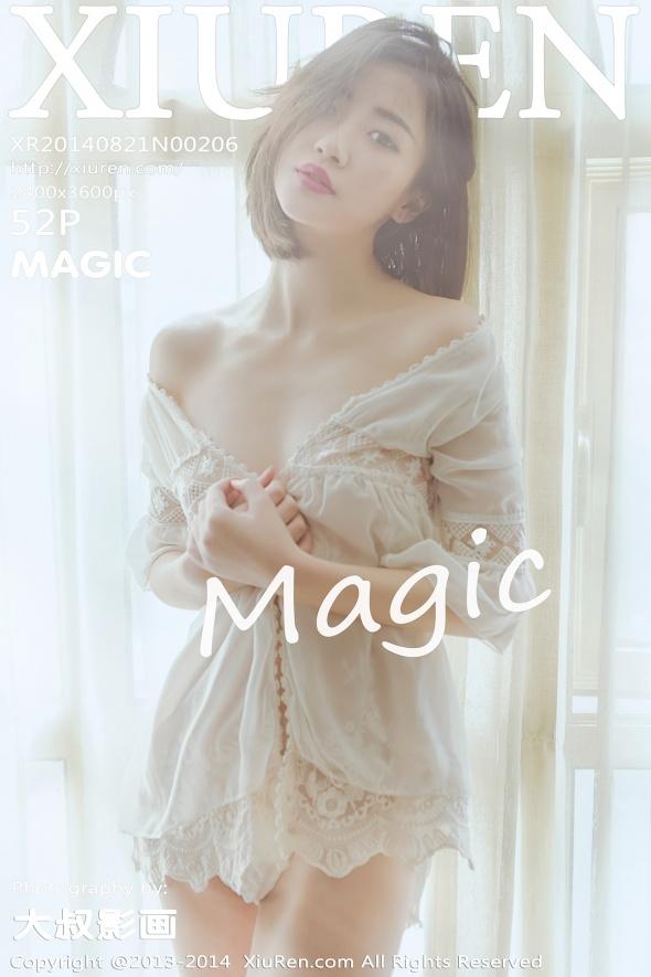 [XIUREN秀人网]XR20140821N00206 MAGIC