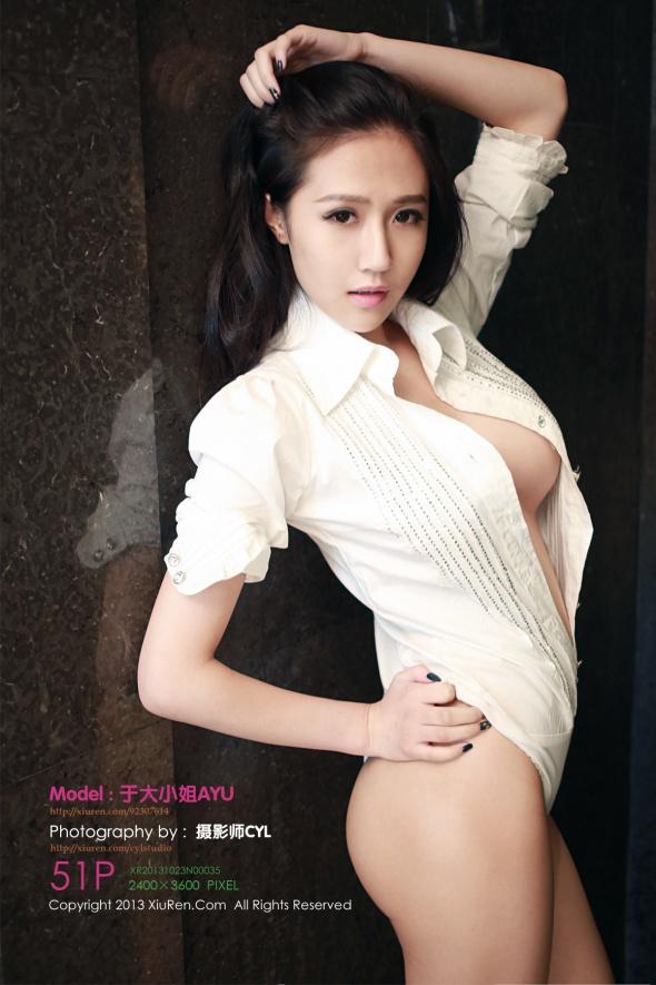 [XIUREN秀人网]XR20131023N00035 于大小姐AYU